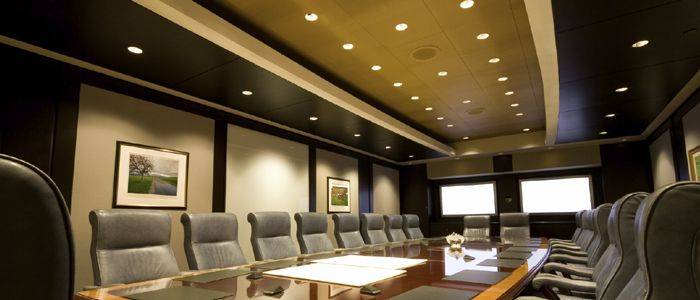 Office U0026 Commercial Interior LED Lighting. LED Downlight From Exled In A  Warm White Creating