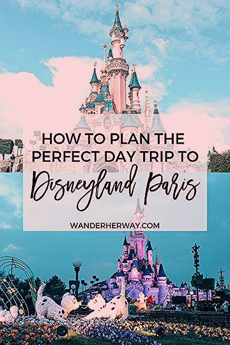 Photo of Disneyland Paris Day Trip: The Complete Guide – Wander Her Way