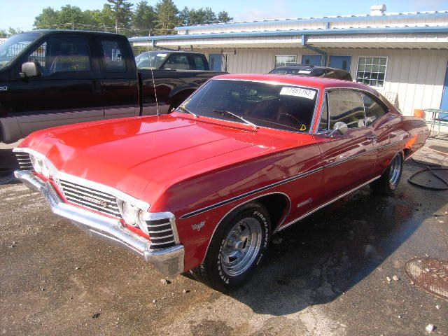 Chevrolet Impala 1967 Shop Safe This Car And Any Other Car You