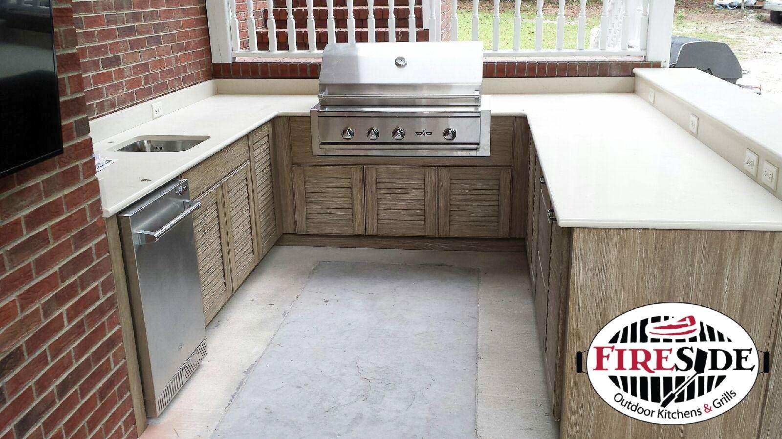 Naturkast Cabinetry Delta Heat 38 Gas Grill Delta Heat Refrigerator Kitchen Grill Outdoor Grills Outdoor Kitchen