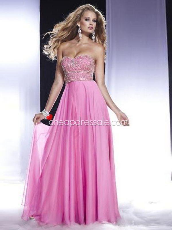 Prom Dresses | Vestidos fucsia rosados magenta largos/ Long fuchsia ...