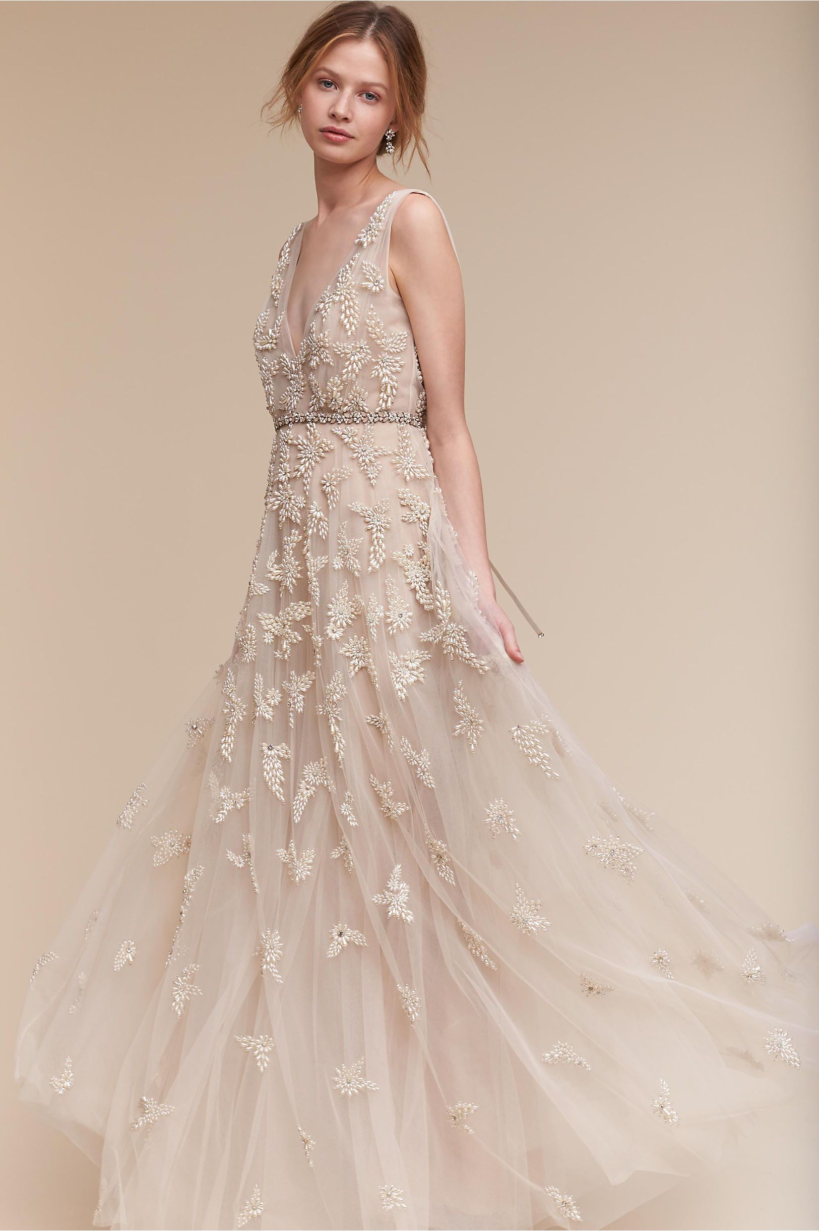 3befebc45bf BHLDN Kai Gown in Bride Wedding Dresses Embellished