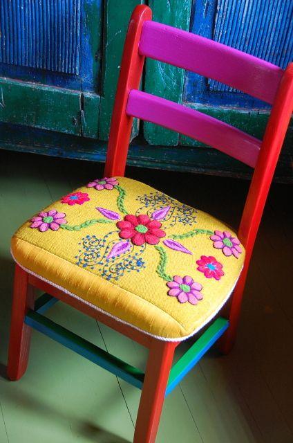 Veronica Prida, Diseñadora Que Radica En San Antonio, Texas · Mexican Home  DecorMexican FurnitureMexican ...