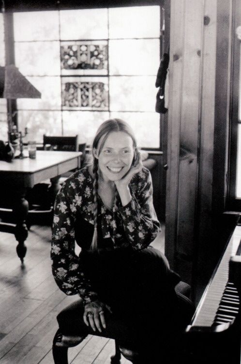 Joni Mitchell Our House Is A Very Very Very Fine House