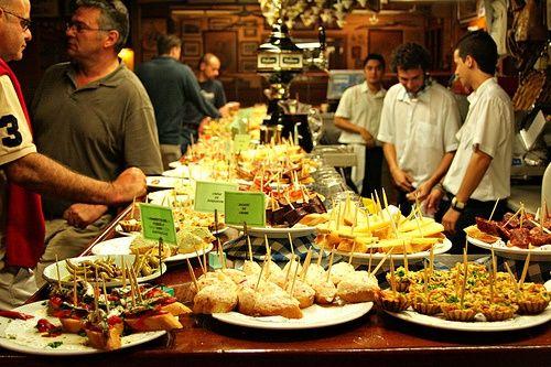 Resultado de imagen de san sebastian gastronomia