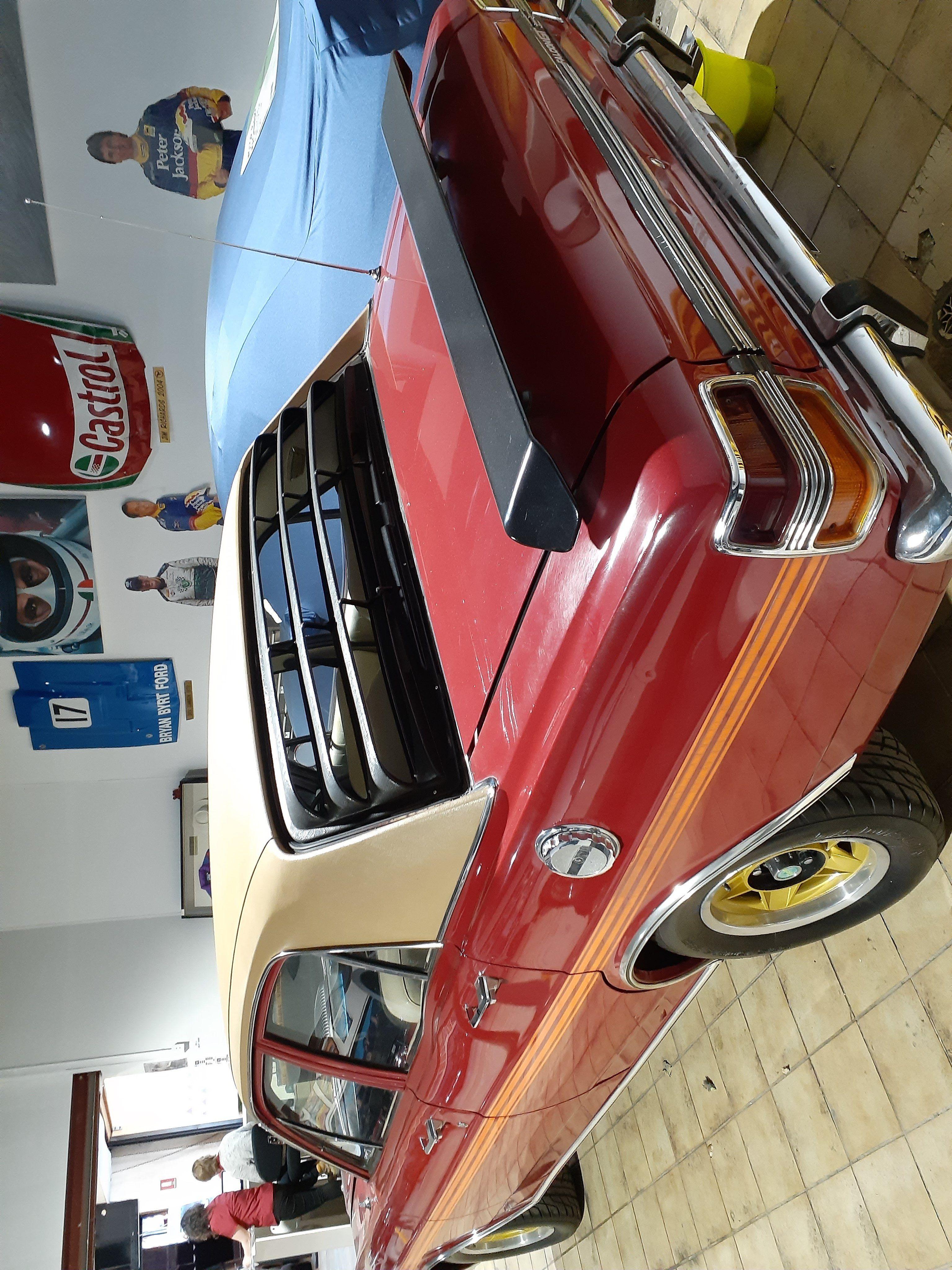 1971 XY Ford Falcon GT Sedan Ex Cop Car Car, Ford falcon