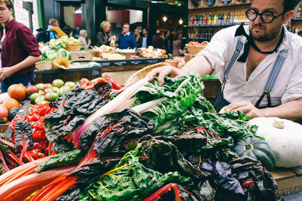 Borough Market - The Londoner