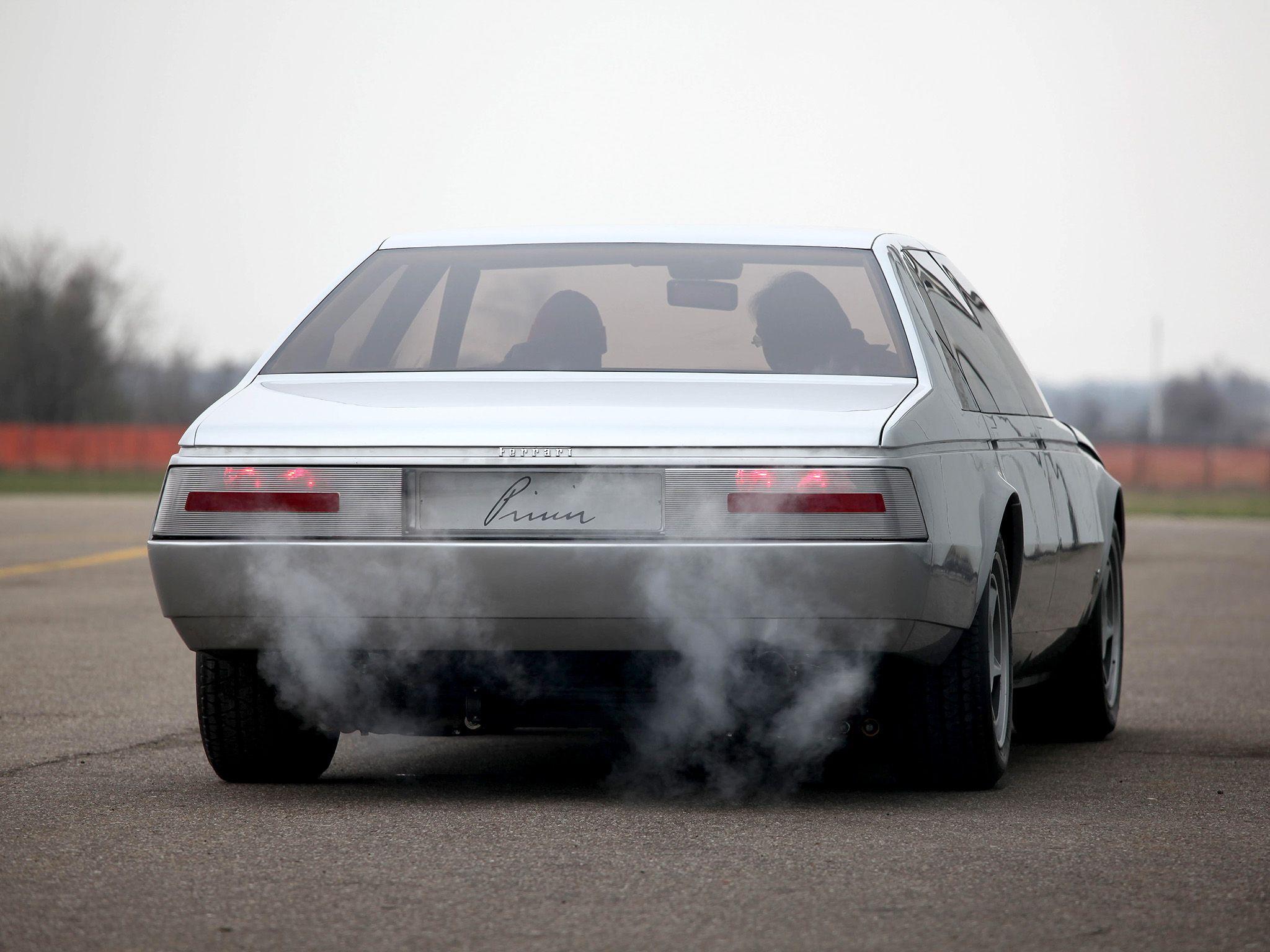 Ferrari Pinin (Pininfarina), 1980