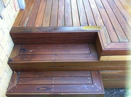Best Timber Steps And Verandah Deck Steps Timber Deck Porch 400 x 300