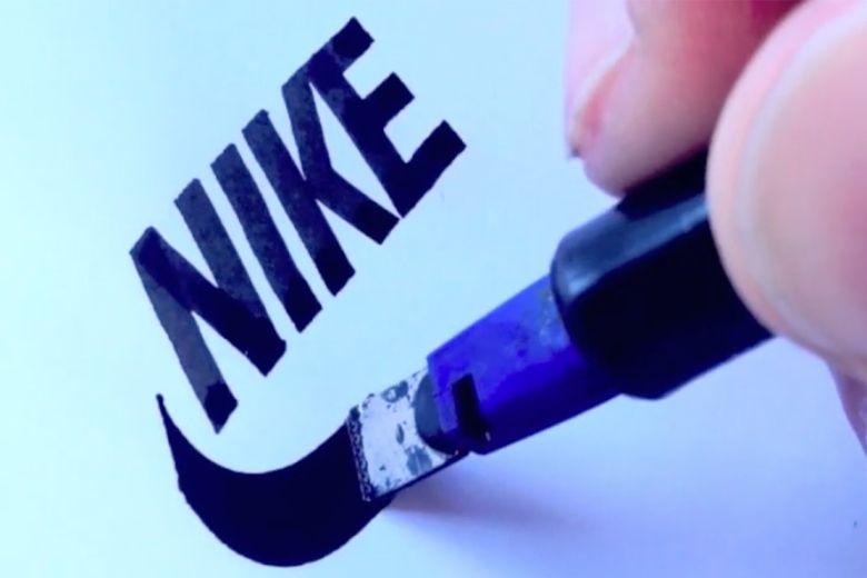 Watch Artist Seb Lester Doodling Famous Brand Logos by http://www.funnynlol.com/creative/watch-artist-seb-lester-doodling-famous-brand-logos
