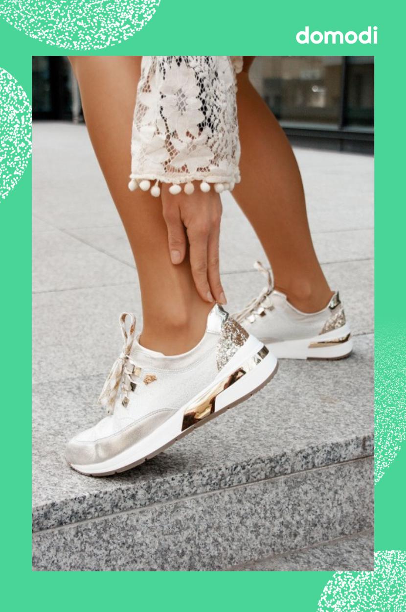 Zlote Sportowe Sneakersy Lagina Tretorn Sneaker Shoes Trendy