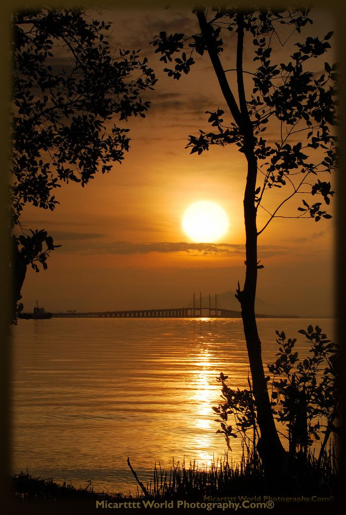 Golden Sunrise Sunrise Landscape Beautiful Sunset Beautiful Landscape Wallpaper