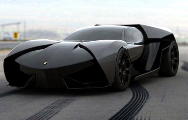 Lamborghini ankonian real life batmobile aka my dream cars cars fandeluxe Choice Image