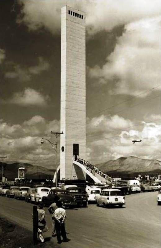 El Obelisco Barquisimeto 1952 Venezuela Obeliscos Caracas