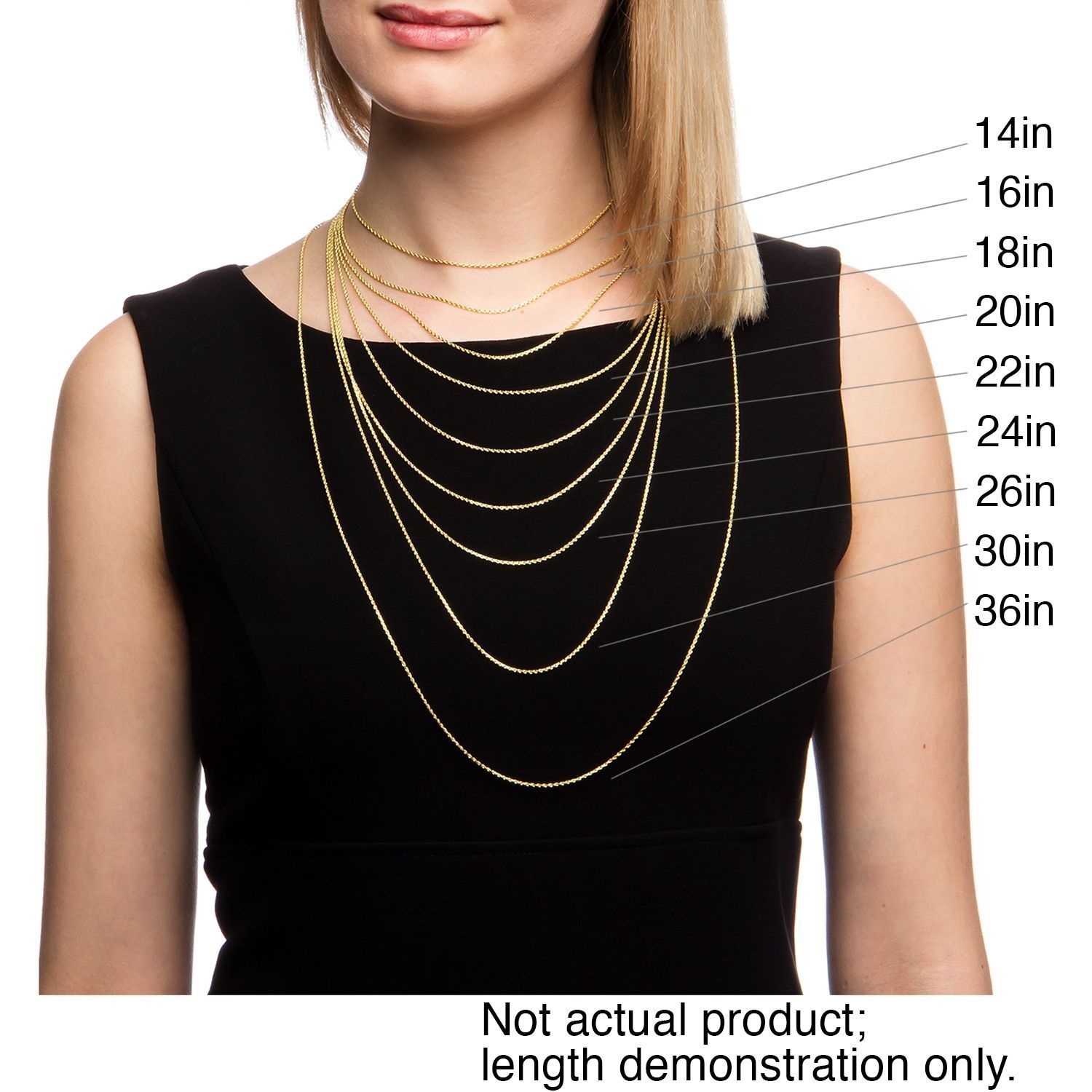 Fremada 14k Rose Gold 16 20 Inch Box Chain 16 Inch Size 16 Inch White Gold Necklaces Gold Chains For Men Chain Necklace