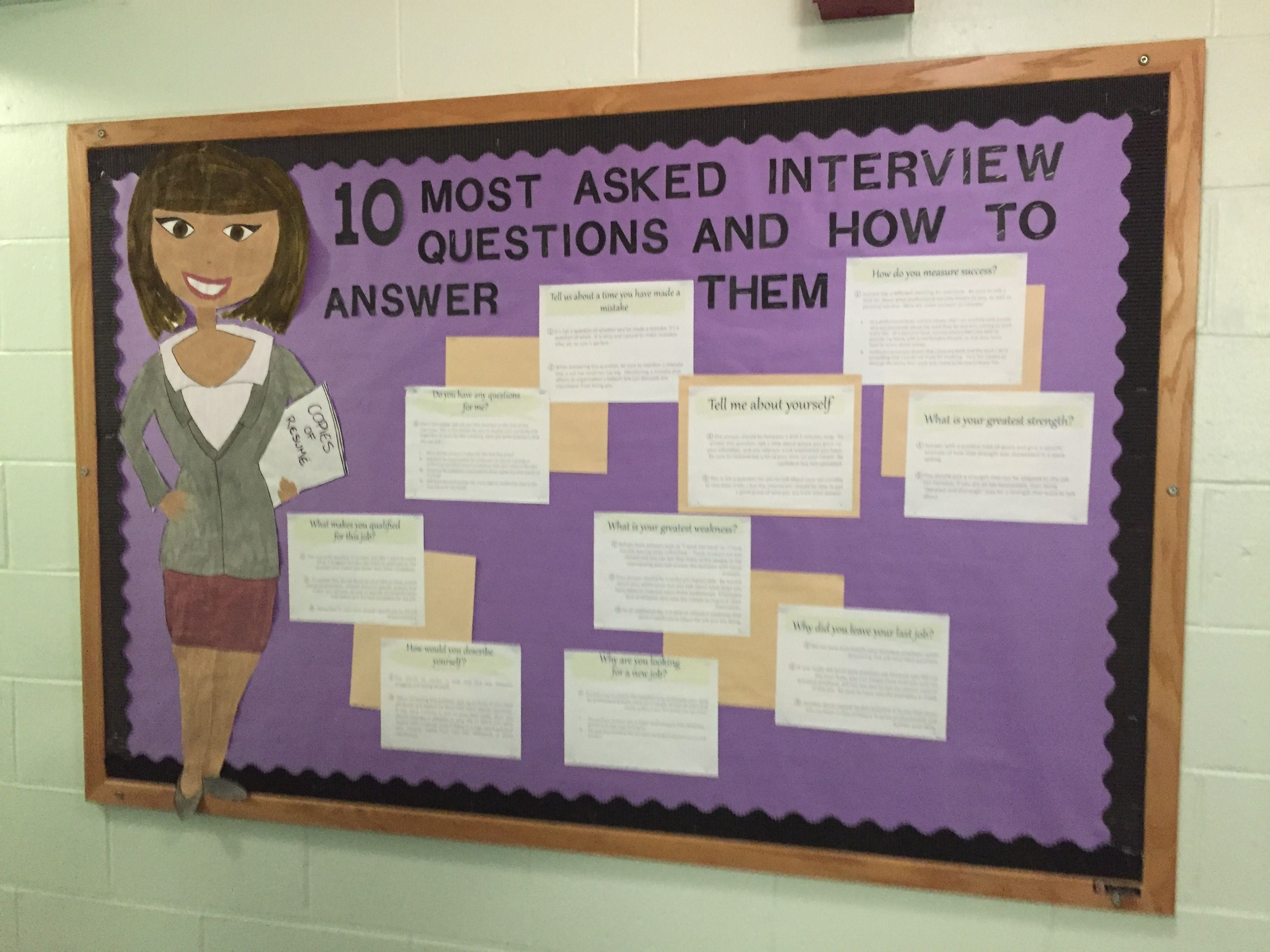 Resident assistant Prepping for interview questions
