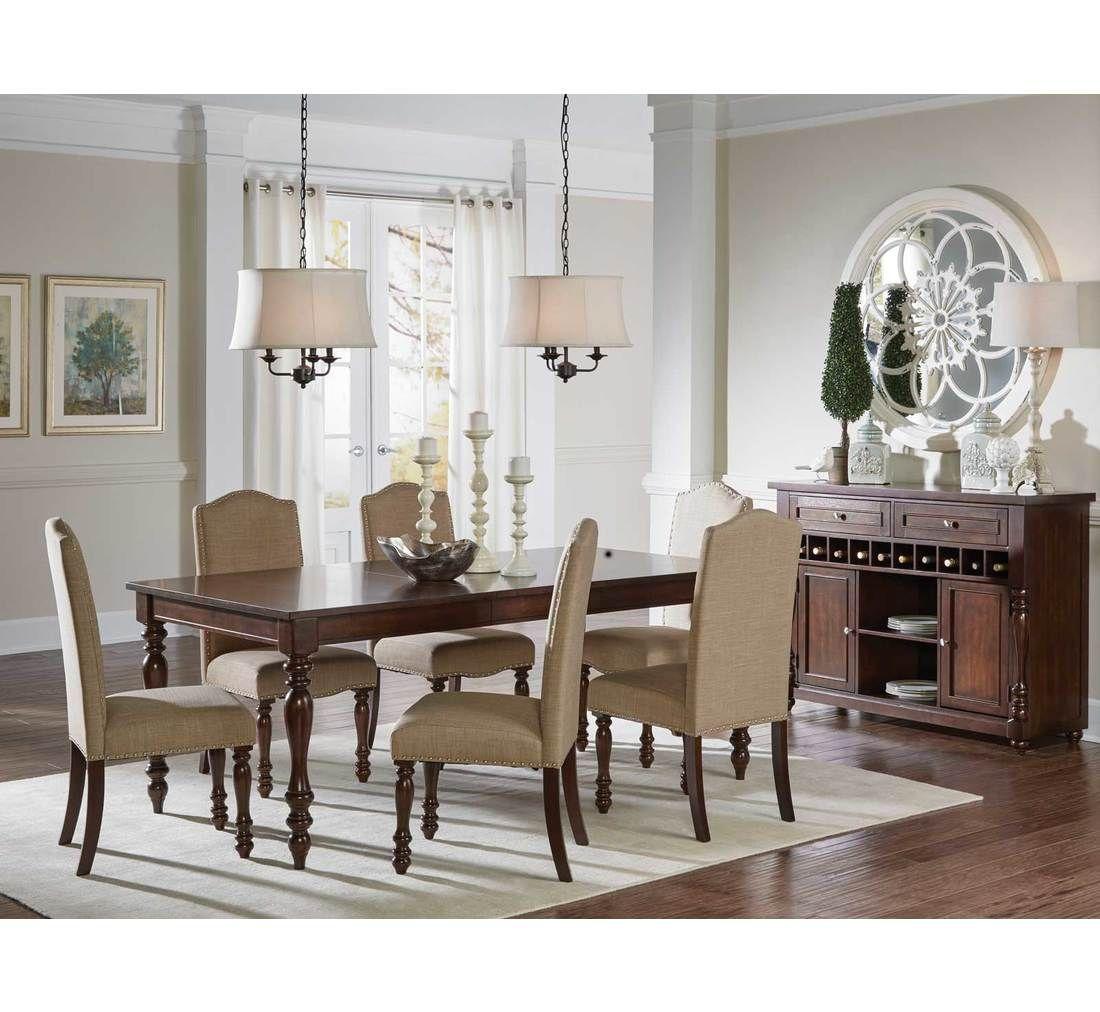 Rutherford 5Pc Dining Set  Badcock &more  Home Room Design Prepossessing Badcock Furniture Dining Room Sets Inspiration