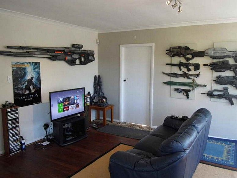 50+ Best Setup of Video Game Room Ideas [A Gamer\'s Guide] | Video ...