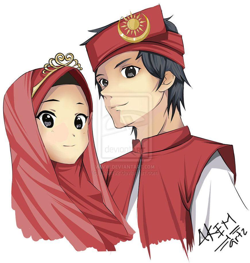 Foto Anime Romantis Terpisah Nusagates