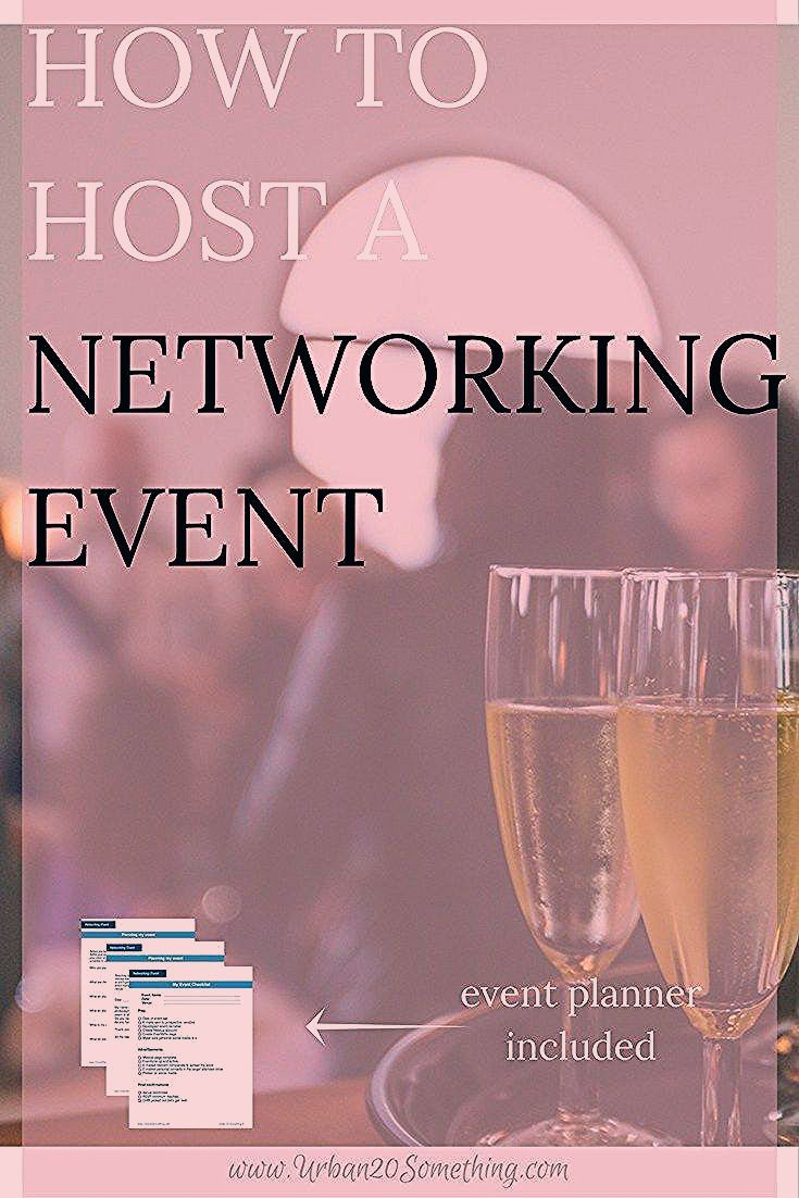 Photo of Hosting A Networking Event- Your Complete Guide – Urban 20 Something
