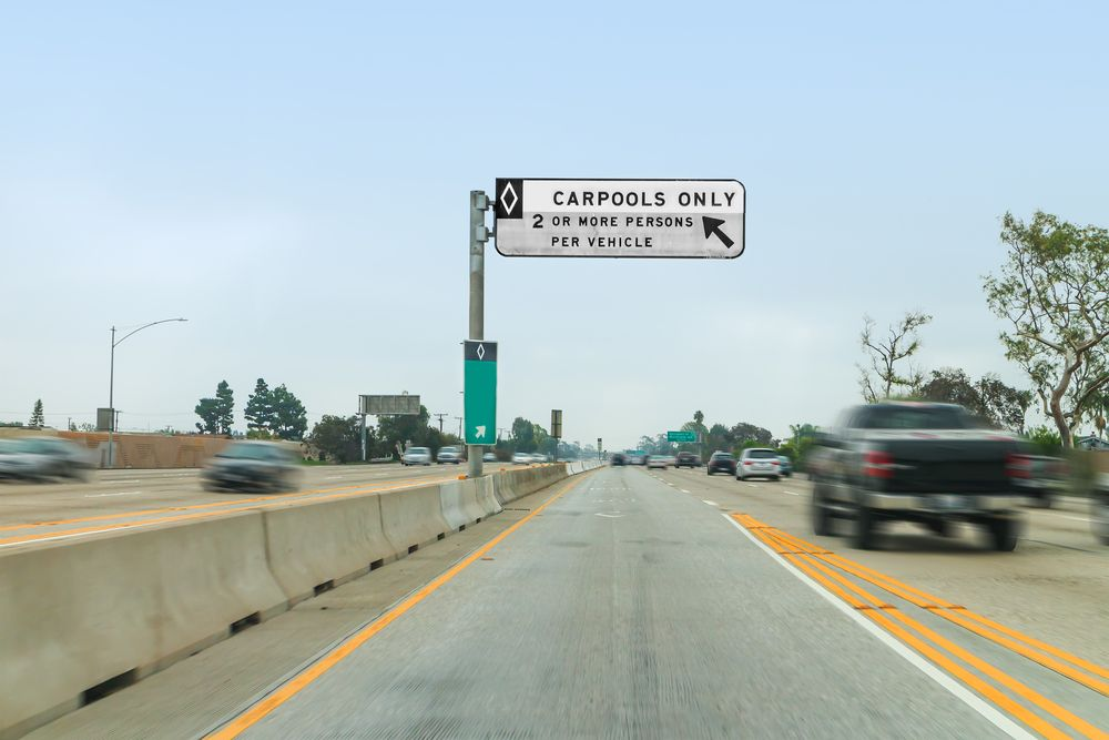 California's Newest Express Lanes Opened Monday in Riverside