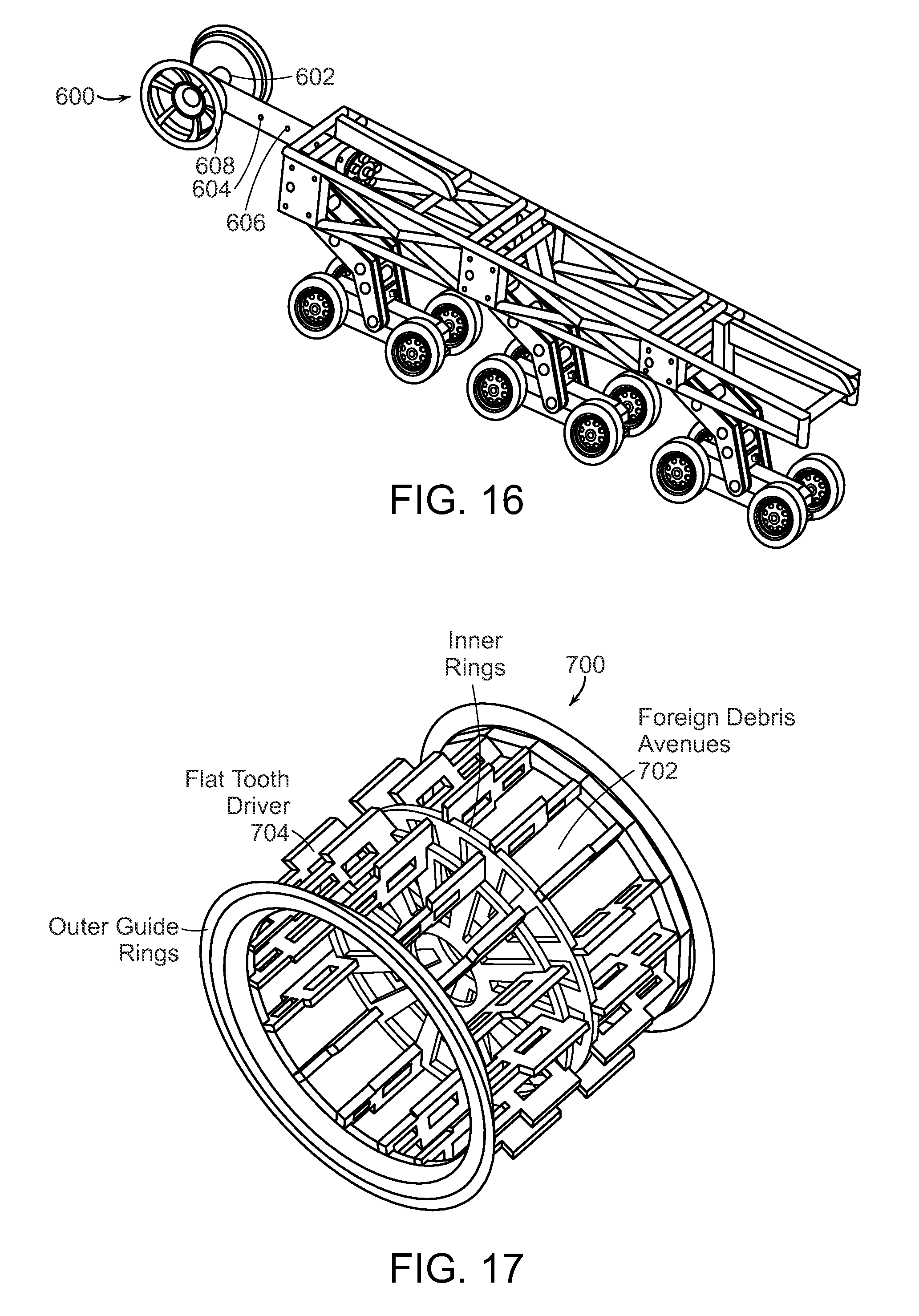 ripsaw flat tooth sprocket schematic [ 2065 x 2957 Pixel ]