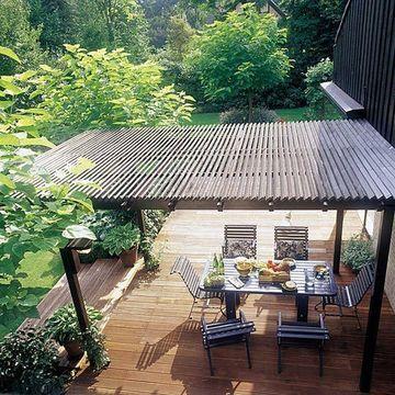 Toiture terrasse, pergola : les 20 meilleurs modèles | Epicea ...