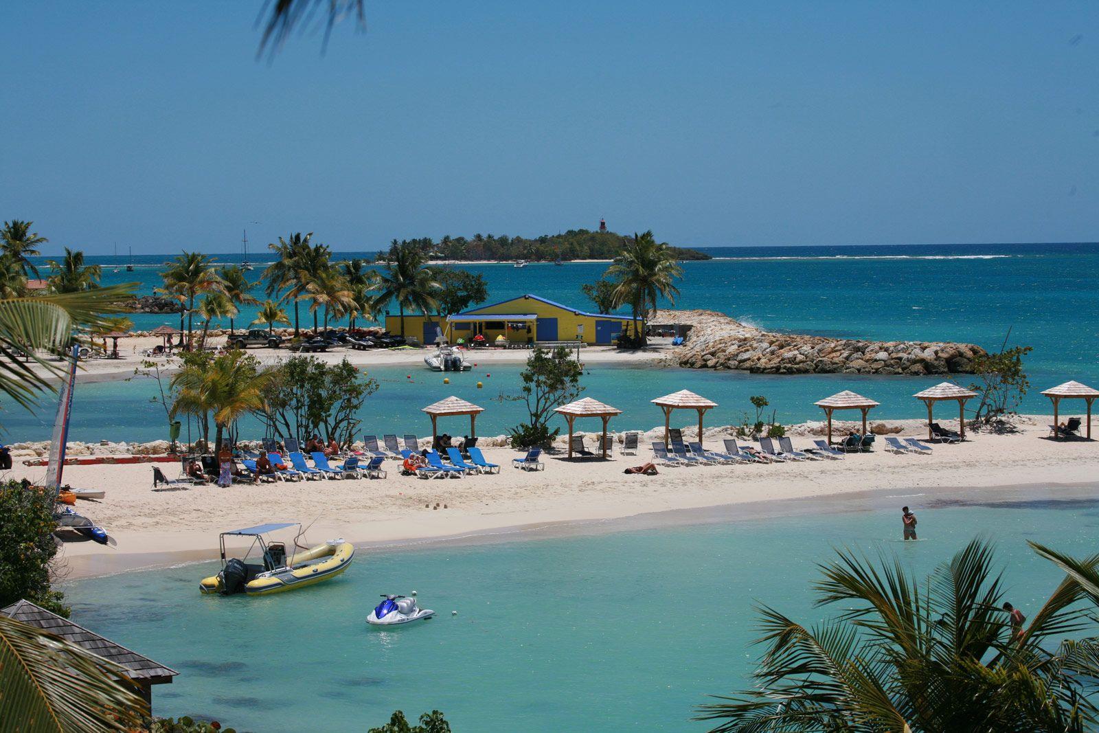 Profitez Des Activités Nautiques Et De La Plage à Créole Beach Hotel Spa En Guadeloupe