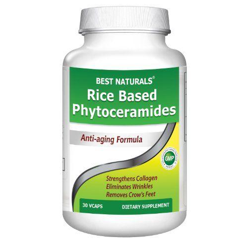Phytoceramides Plant Derived Rice Based 100 Gluten Free ...