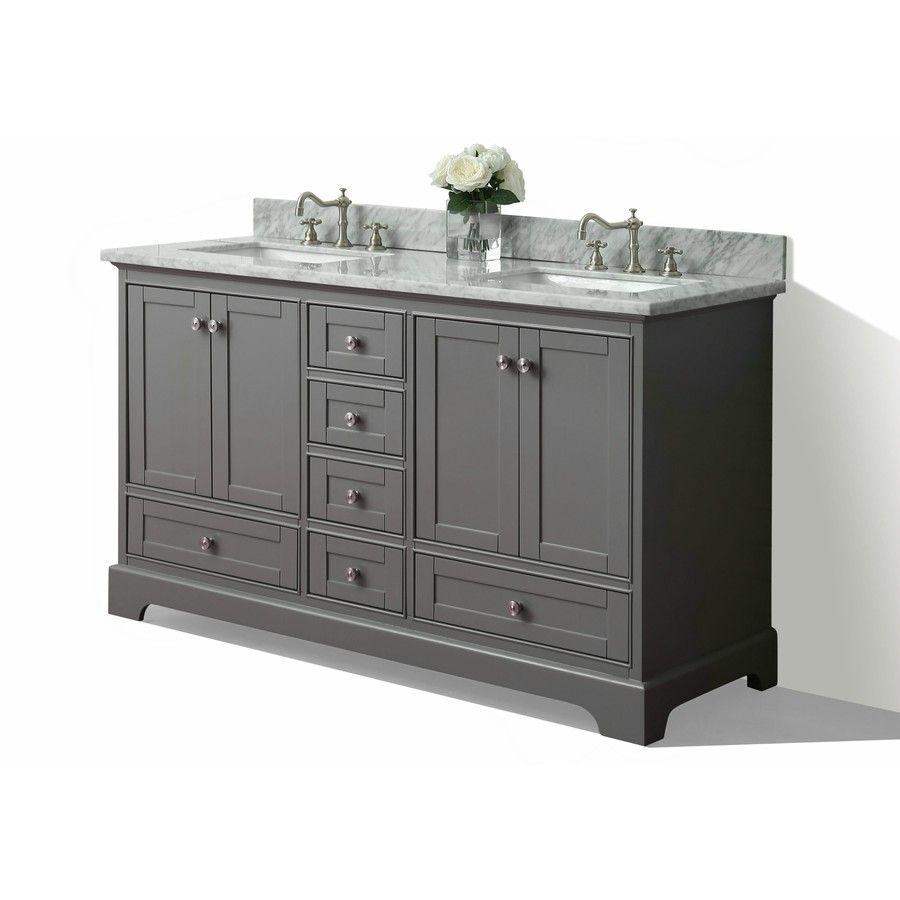 Best Shop Ancerre Designs Audrey Sapphire Gray Undermount 400 x 300