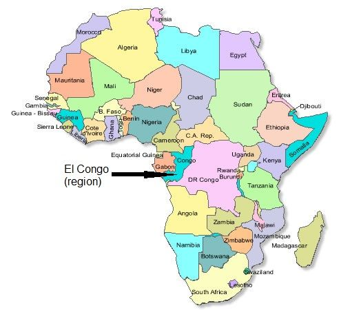 Africa S Largest Country Is Sudan And Its Smallest Country Is The