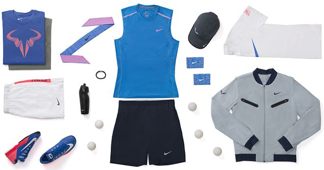 Exclusive The Nike Gear Roger Federer And Rafael Nadal Will Sport At The U S Open Tennis Clothes Tennis Fashion Nike Tennis