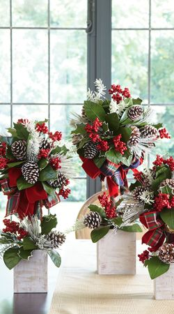 Christmas Decor | Christmas decorating ideas and products for your ...