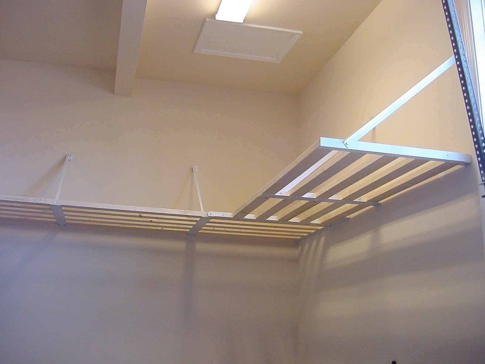 The Rhino Shelf Corner Quickstart Kit is easy-to-install, quality