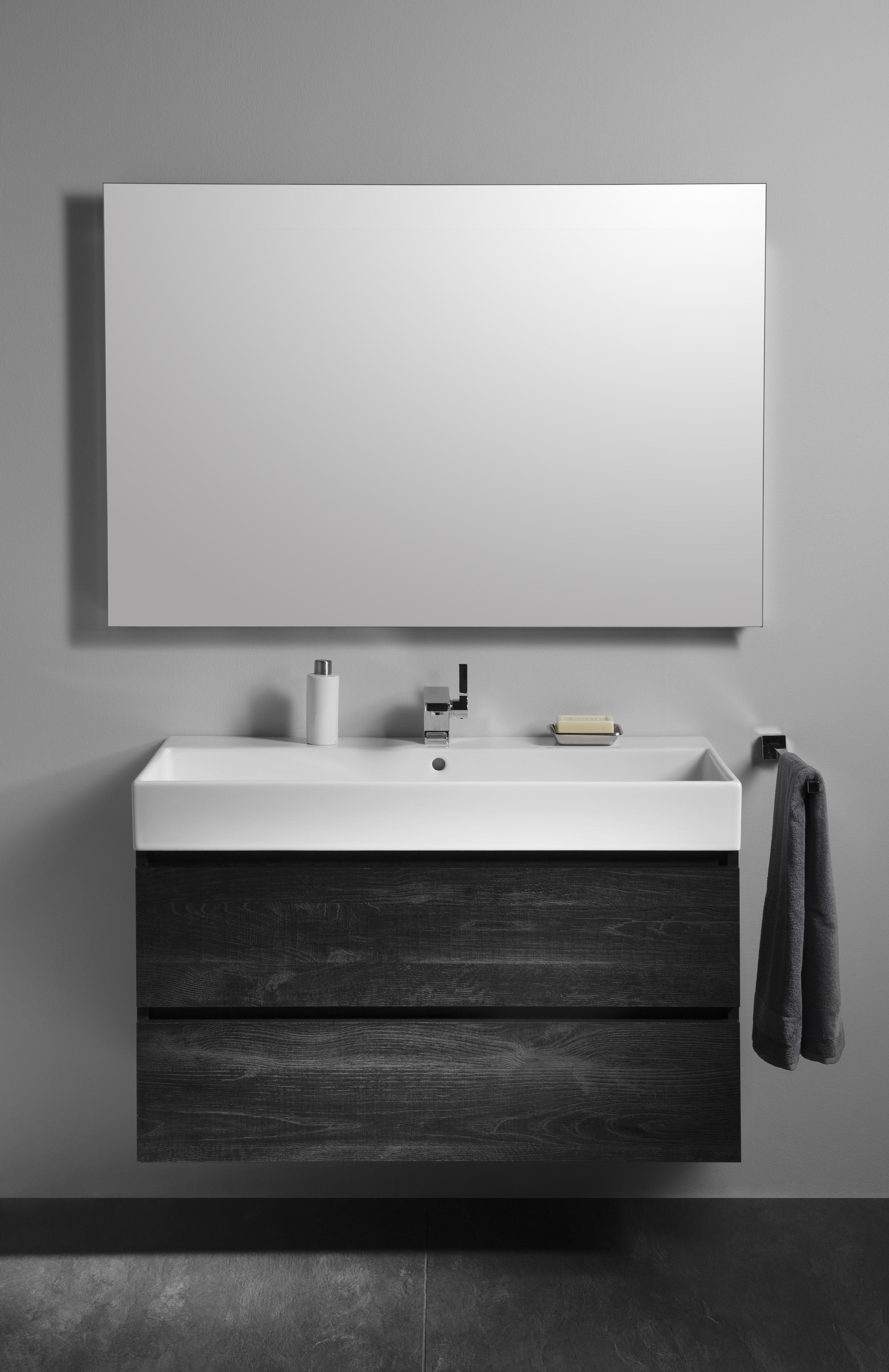 Spiegel Serie Look Unsere Formschonen Badezimmerspiegel Mit