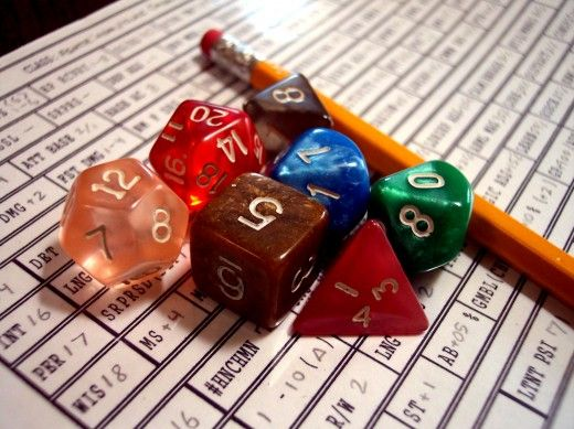 What Do You Need to Start Playing Dungeons and Dragons - dice resume
