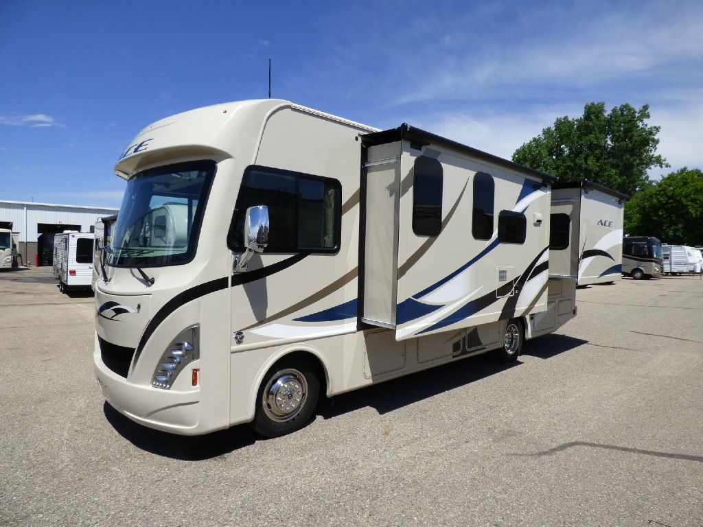 New 2017 Thor Motor Coach Ace 27 2 Motor Home Class A At General