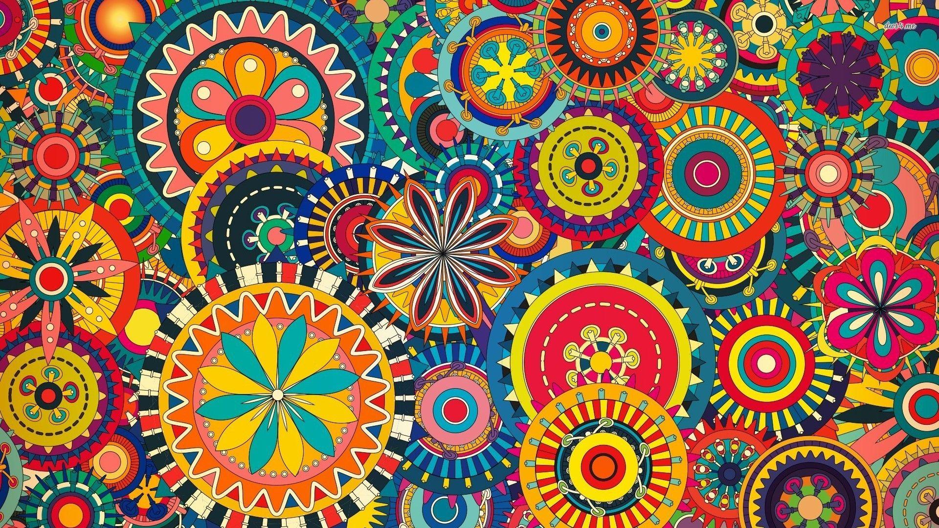 aztec pattern hd wallpaper - photo #14