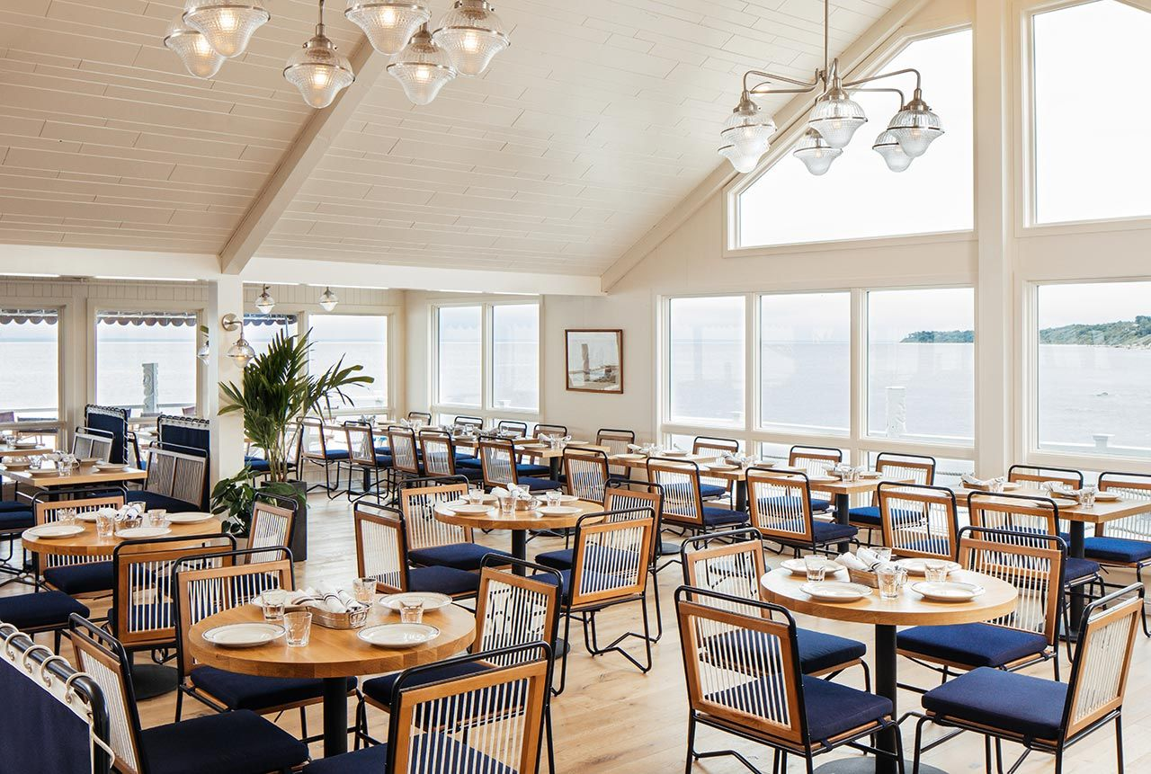 The Sound View Hotel Mid Century Americana Meets Modern Travel In Greenport Long Island