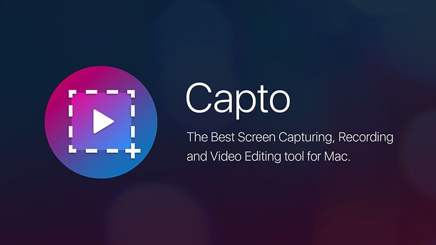 With Capto You Can Capture And Record Your Screen Edit Videos And Images At Ease To Enhance The Conte Video Editing Video Editing Suite Video Editing Software