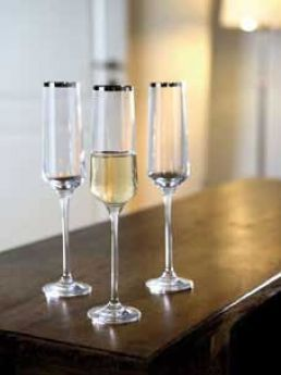 Fink Sektglas Platinum kaufen im borono Online Shop