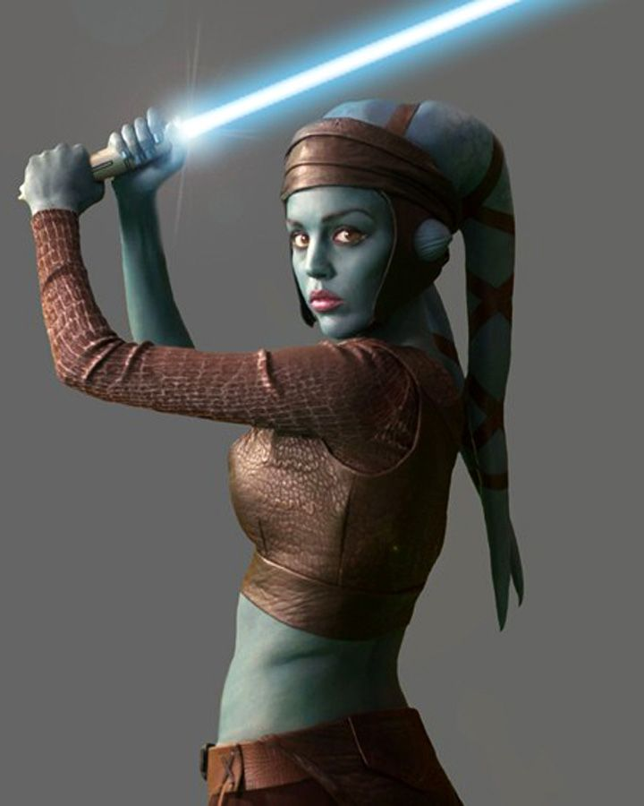 star wars jedi aayla secura