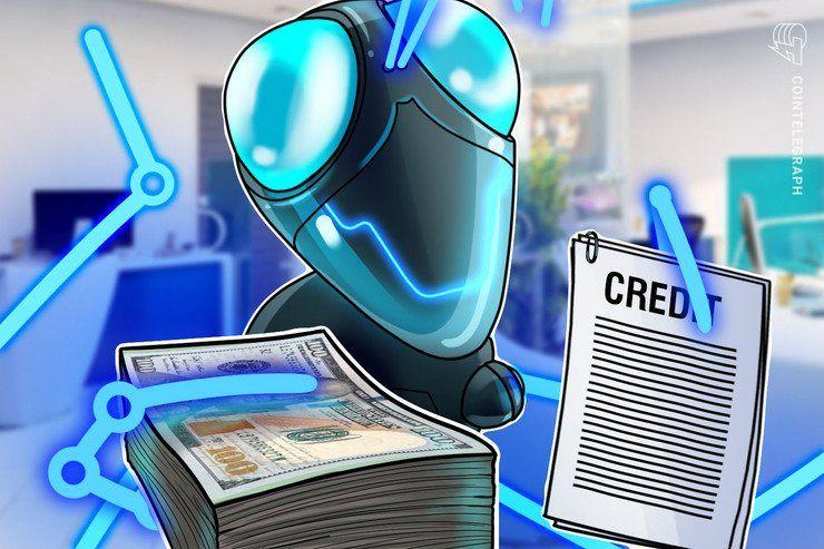 Blockchain lender reports 300 surge as fed slashes