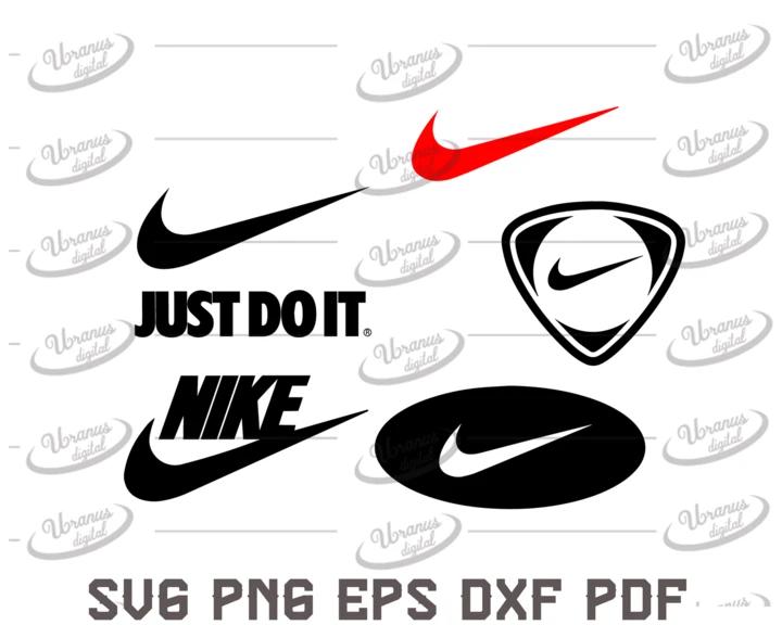 Nike Svg, Bundle File, Logo Brand Svg, Just Do It Svg