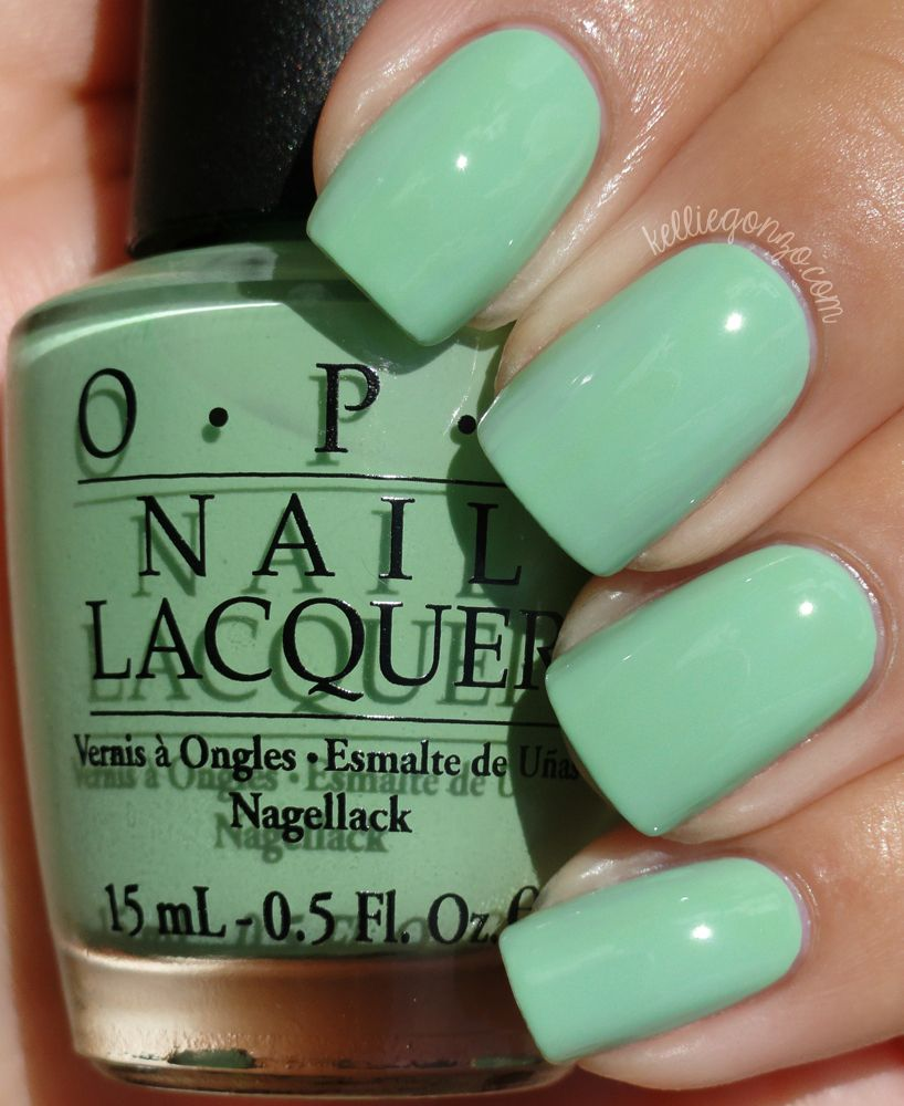 KellieGonzo: OPI Damone Roberts 1968 Swatch & Review | new trend ...