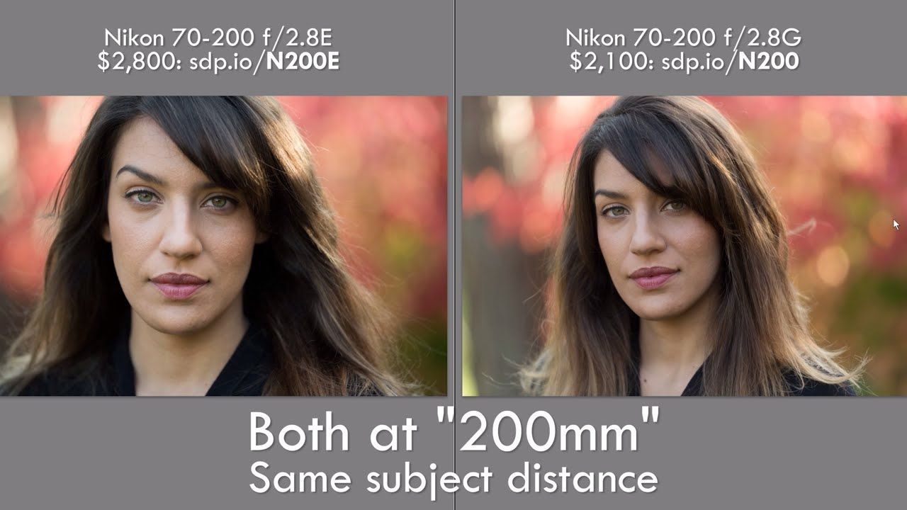 Nikon 70 200 F 2 8e Review Portrait Game Changer Vs F 2 8g Canon Nikon Nikon Lenses Vr Lens