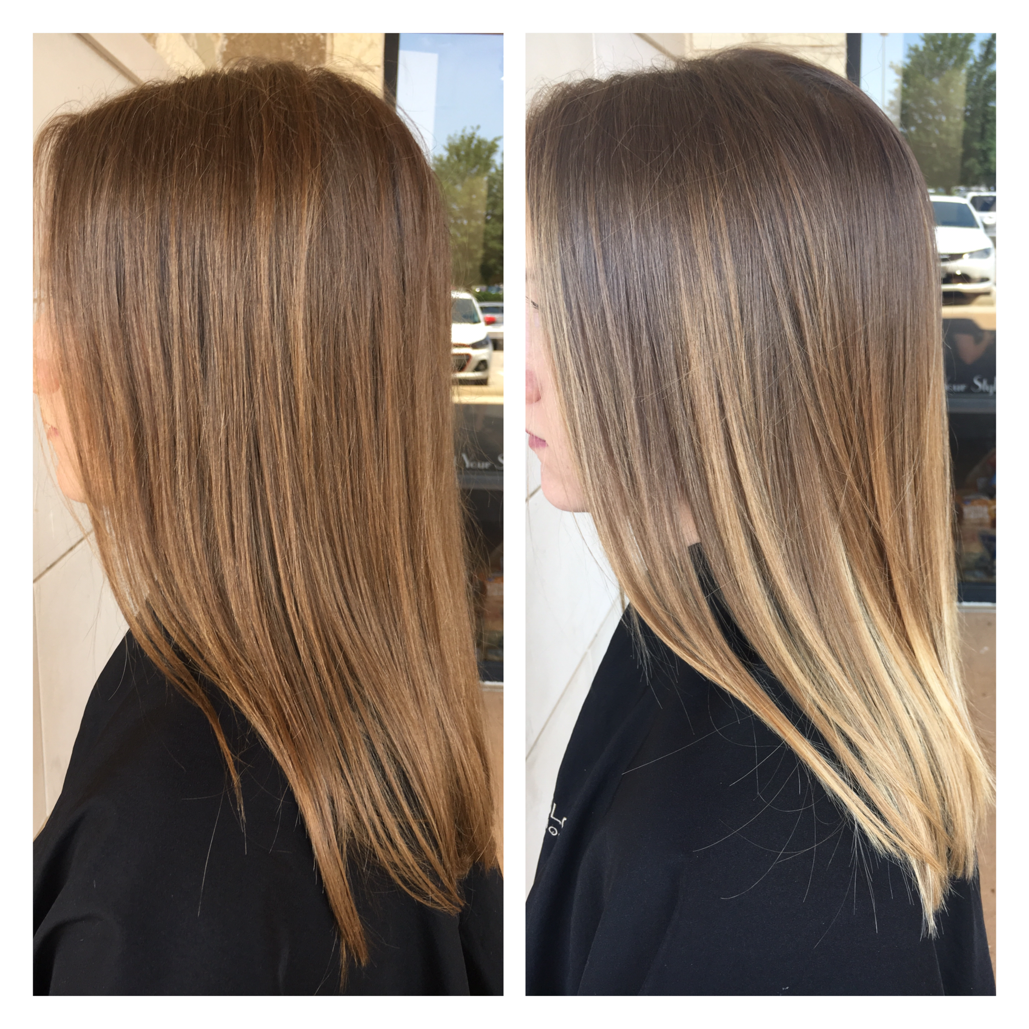Balayage Light Brown And Blonde Medium Length Hair Medium Length Hair Styles Brown Hair Balayage Hair Lengths