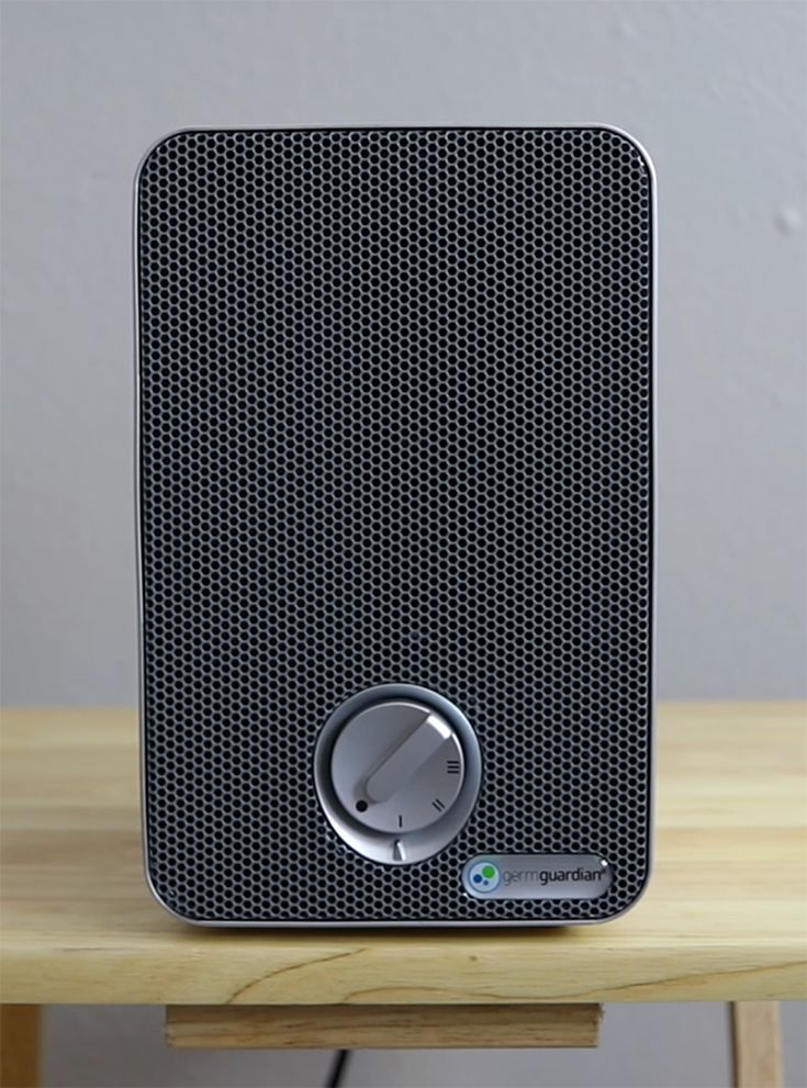 TheHomeDweller Air cleaner, Desktop air purifier, Filter