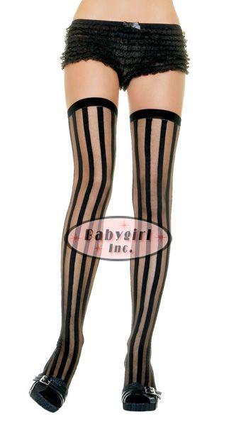 0df3bc71f Leg Avenue 9209 - Burlesque Dancer Stockings