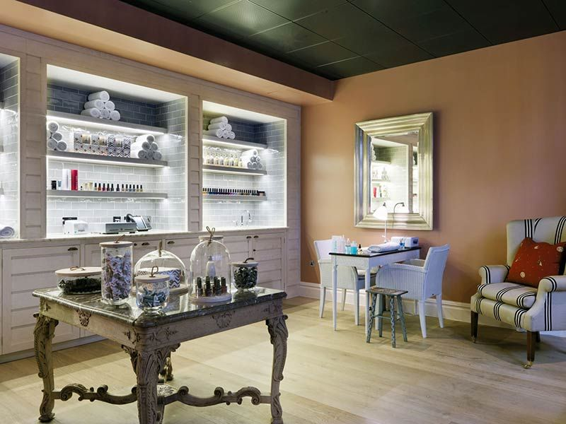 Scholastic nailbar luxury nail treatments in ham yard - Nail salons in london ...